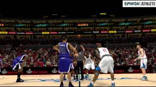 NBA 2K13 - ESPN Scoreboard Mod (HD)