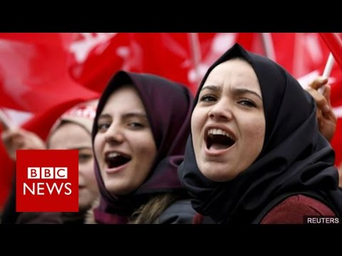 Turkey Referendum: What is happening in Erdogan's Turkey? BBC News