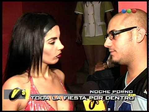 Primera Fiesta Porno de la Argentina Parte 3 - Versus 2000 thumbnail