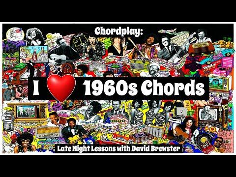 Chordplay - I Love 1960s Chords