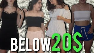 20$  SHOPPING CHALLENGE 2017!!!! Best Friends Buy Each Other Outfits!