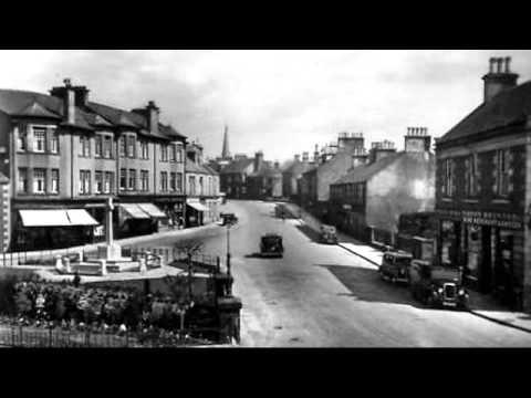 Ancestry Genealogy Photographs Biggar South Lanarkshire Scotland