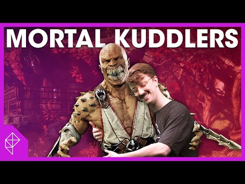 No one asked but I found Mortal Kombat's best cuddler | Unraveled