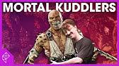 No one asked but I found Mortal Kombat's best cuddlerUnraveled