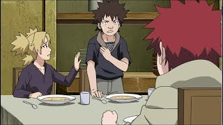 All moments of Gaara's childhood