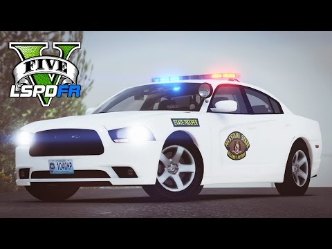 GTA 5 - LSPDFR Ep202 - Missouri State Highway Patrol Madness!!