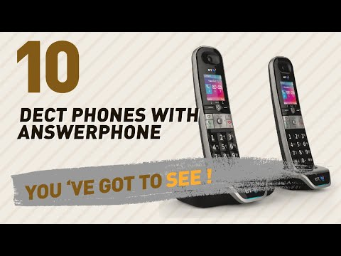 Dect Phones With Answerphone, Best Sellers 2017 // Amazon UK Electronics