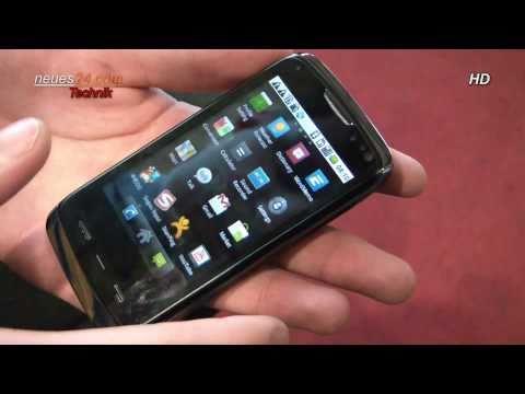 Dual Handy Pearl-CeBit 2011