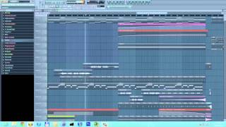 fl studio remake infinity 2012 dj antoine vs mad mark remix full song