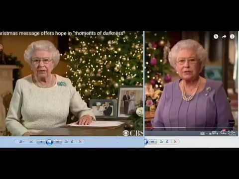 Queen Elizabeth II Is Dead / Fake Queen Impostor