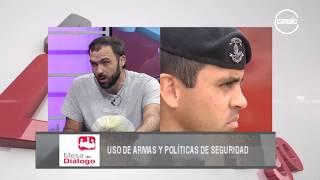 Sergio Job y Matías Caro | Uso de armas y políticas de seguridad