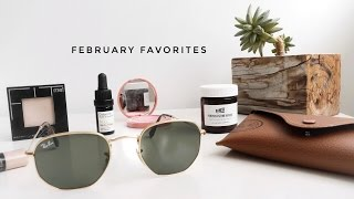 February Favorites | Gemary