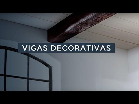 Vigas Decorativas Nmc Youtube