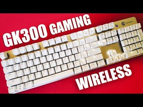 GameSir GK300 - Wireless Mechanical Gaming Keyboard Review