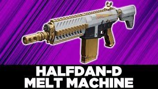 Destiny 2: The BEST Gun NOBODY Uses - HALFDAN-D Auto Rifle