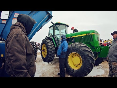 THE GRANT COUNTY AUCTION - Scott Implement Farm Machinery Auction
