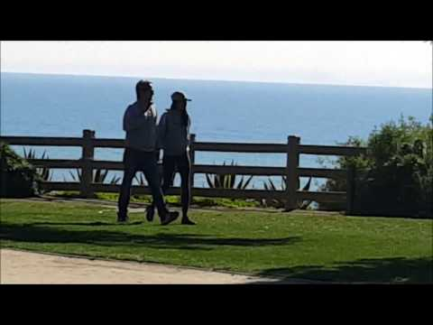 2017 Los Angeles Driving Tour: West LA and Santa Monica City on a Nice Day! California travel tour