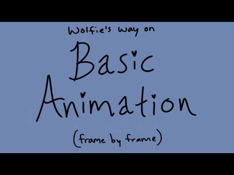 Wolfie's Way on Basic Animation - Tutorial #3 thumbnail