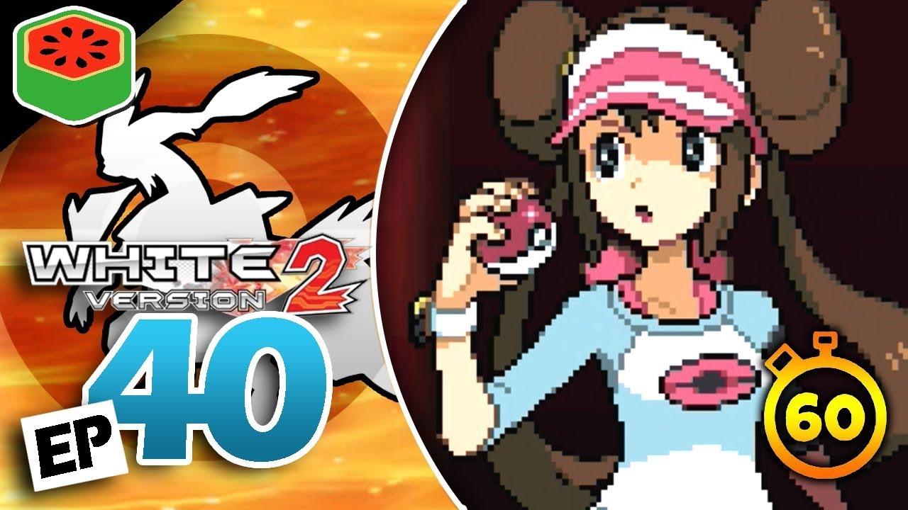 THE ELITE FOUR!   Pokemon White 2 Randomized Nuzlocke #40