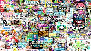 What will happen if reddit r/place is hold in China【part2】