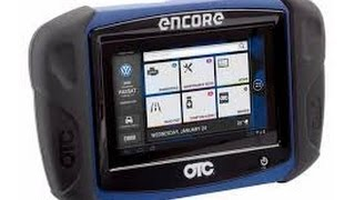 In The Workshop Update:  The OTC Encore Scan Tool