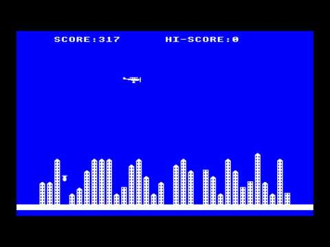 Bomber (Computer & Video Games) For The BBC Micro
