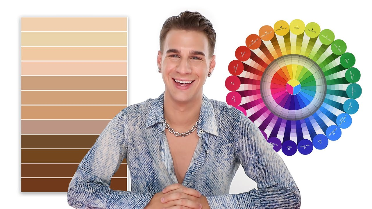 The Hair Color That Will Best Suit Your Skin Tone Youtube