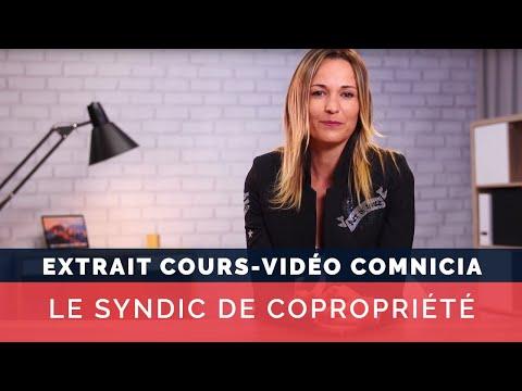 Le Syndic De Copropriété - Cours Vidéo COMNICIA