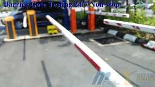 Magnetic Autocontrol Barrier Gate Testimonial 247 (Ultrasecure in Cheras)