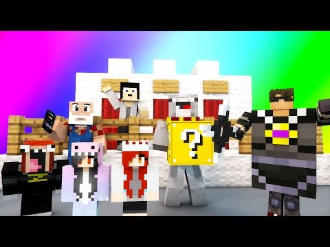 Minecraft Mini-Game : DO NOT LAUGH! (DROPPED BRICKS AND ROSS' GREAT DAY!) w/ Facecam