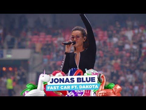 Jonas Blue - 'Fast Car' ft. Dakota (live at Capital's Summertime Ball 2018)