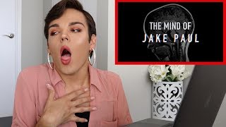 Reacting to THE MIND OF JAKE PAUL - Teaser Trailer