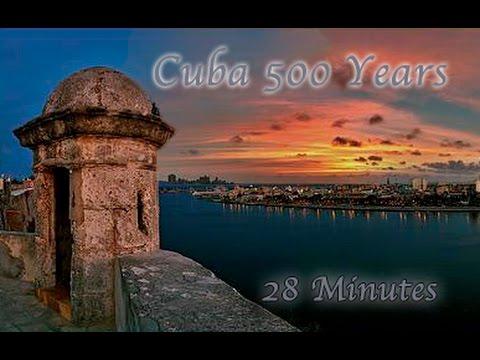 """CUBA 500 YEARS HISTORY"" COLUMBUS TO CASTRO (2014)"