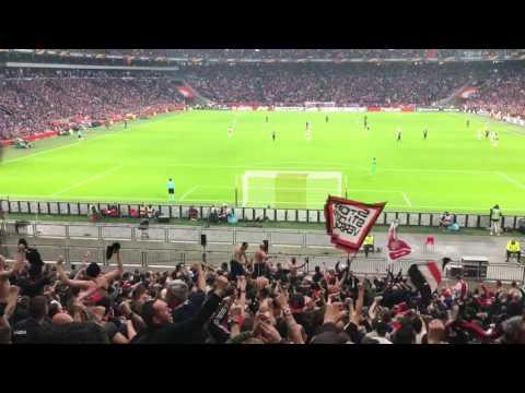 AjaLyo 3.5.2017 (4-1) : Wij zijn Ajax Amsterdam!!