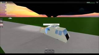 ROBLOX Storm Chasing Extras - 318 MPH EF5 In The Grasslands!