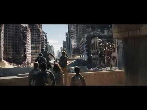 映画「メイズ・ランナー2:砂漠の迷宮」特別映像(Wes Ball)