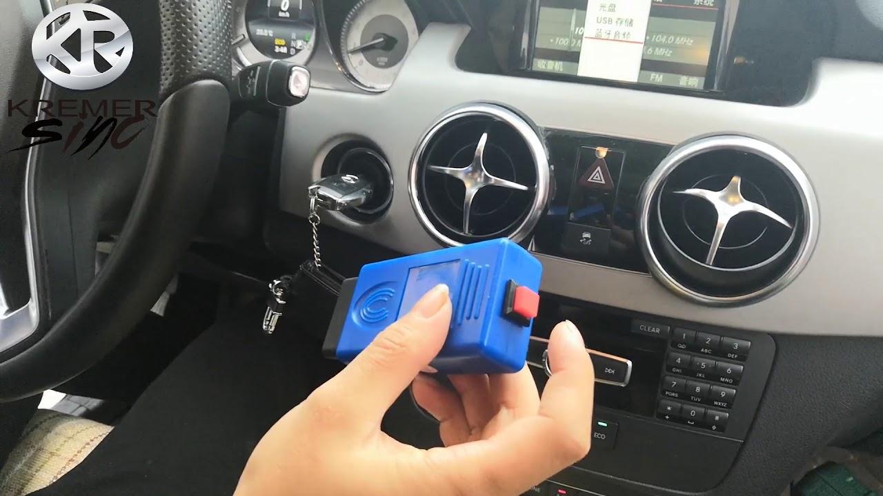 AUX Activator Mercedes Comand NTG4 NTG4.5 Audio 20 Audio20 E-Klasse W212 C207