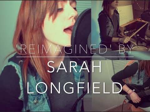 Reimagined full cover - Sarah Longfield