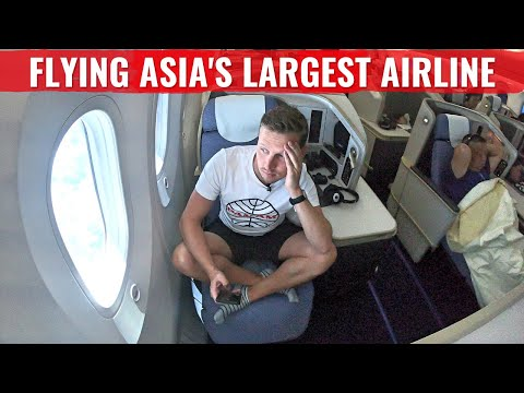 Review: CHINA SOUTHERN AIRLINES 787 NEW BUSINESS CLASS - MIXED FEELINGS!