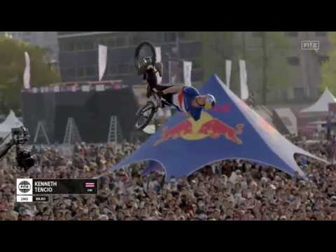 Best of UCI BMX Freestyle Park World Cup | FISE World Series Hiroshima 2018
