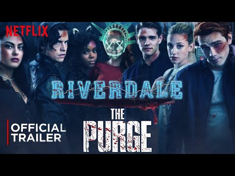 RIVERDALE: the purge (2020) Teaser Trailer | Netflix Horror AU
