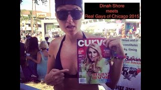 Club Skirts Dinah Shore Weekend 2015  - Real Gays of Chicago / short recap