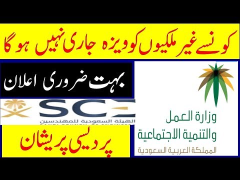 Saudi News Live | No More Jobs For Foreigners In This Field In Saudi Arab | Sahil Tricks