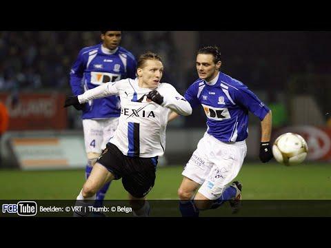 2009-2010 - Cofidis Cup - 04. Kwartfinale - AA Gent - Club Brugge 1-0