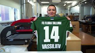 FC Flora x Optibet