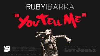 "Ruby Ibarra - ""You Tell Me"" (Produced by LuvJonez)"