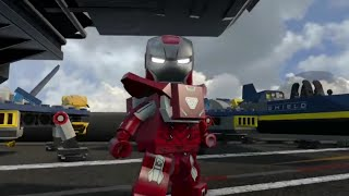 Marvel Serisi - Iron Man (Demir Adam) LEGO #4