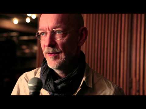 CDR Berlin a private chat with THOMAS FEHLMANN (The Orb, Palais Schaumburg)