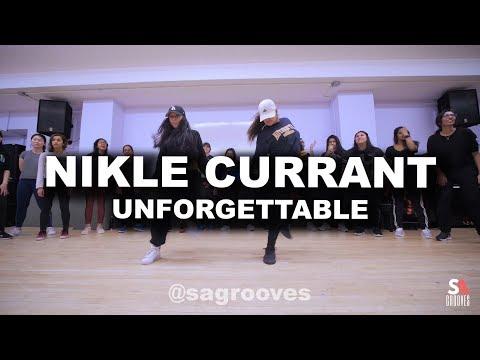 NIKLE CURRANT   UNFORGETTABLE   Jassi Gill   Neha Kakkar   SAgrooves Choreography