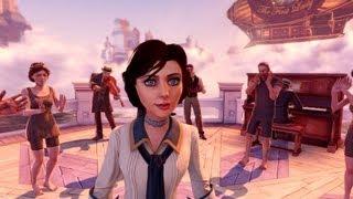 BioShock Infinite Gameplay Walkthrough Part 3 - 1080p GeForce GT 650M